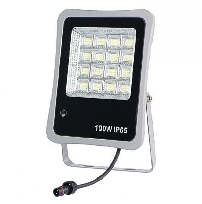 Outdoor Portable Remote Security LED Solar Flood Light