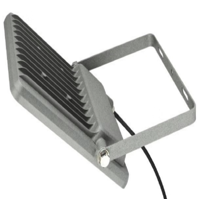 Efficacy 170lm/W LED Solar Flood Light 100W in Outdoor